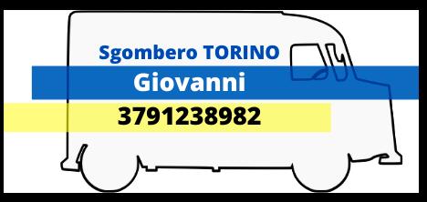 Sgombero Torino Giovanni 3791238982